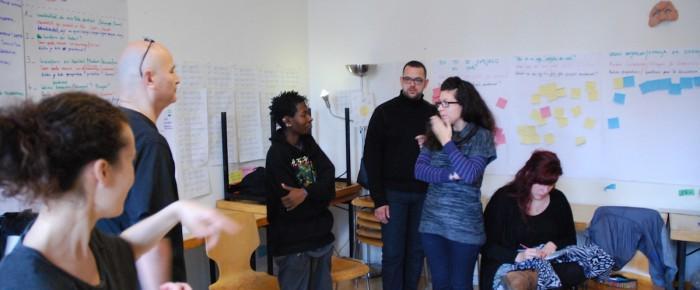 WENN IDENTITÄT AUSGRENZT – Ein deutsch – französisch – kroatisches Multiplikator_innenprojekt